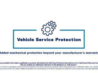 Safe-Guard Vehicle Service Protection